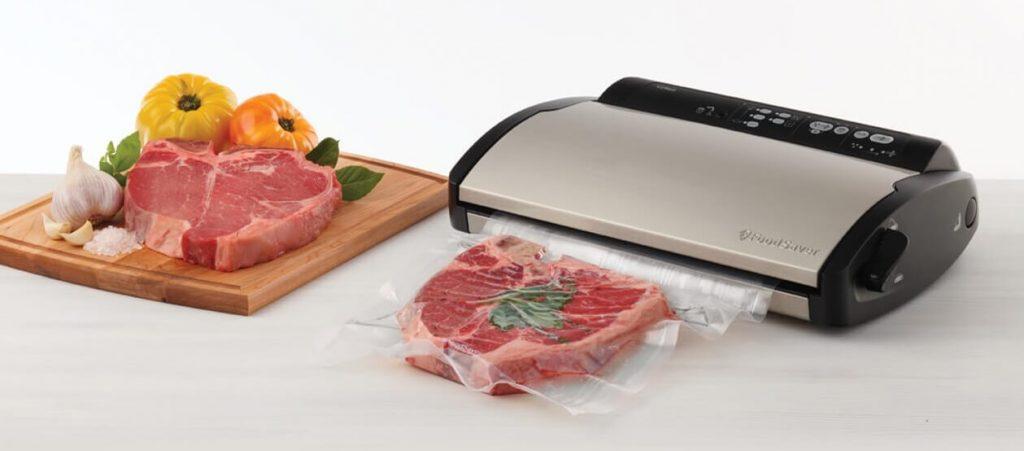 emballage sous vide foodsaver V2860-i