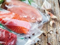 Tableau de conservation des aliments sous vide